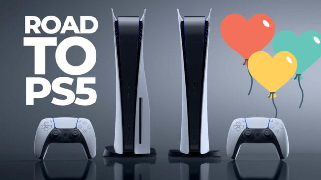 PS5 - Feier zum Release der Konsole