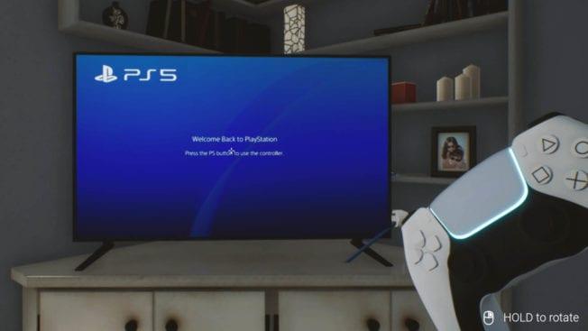 PS5 Simulator für den PC