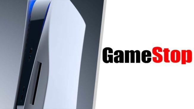 PS5 bei GameStop kaufen