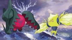 Pokémon Regidrago Regieleki