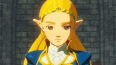 Prinzessin Zelda in Hyrule Warriors Zeit der Verheerung Bilder Wallpaper