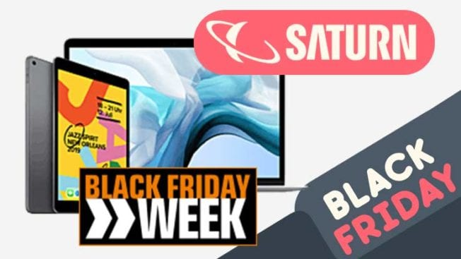Saturn - Black Friday Deals