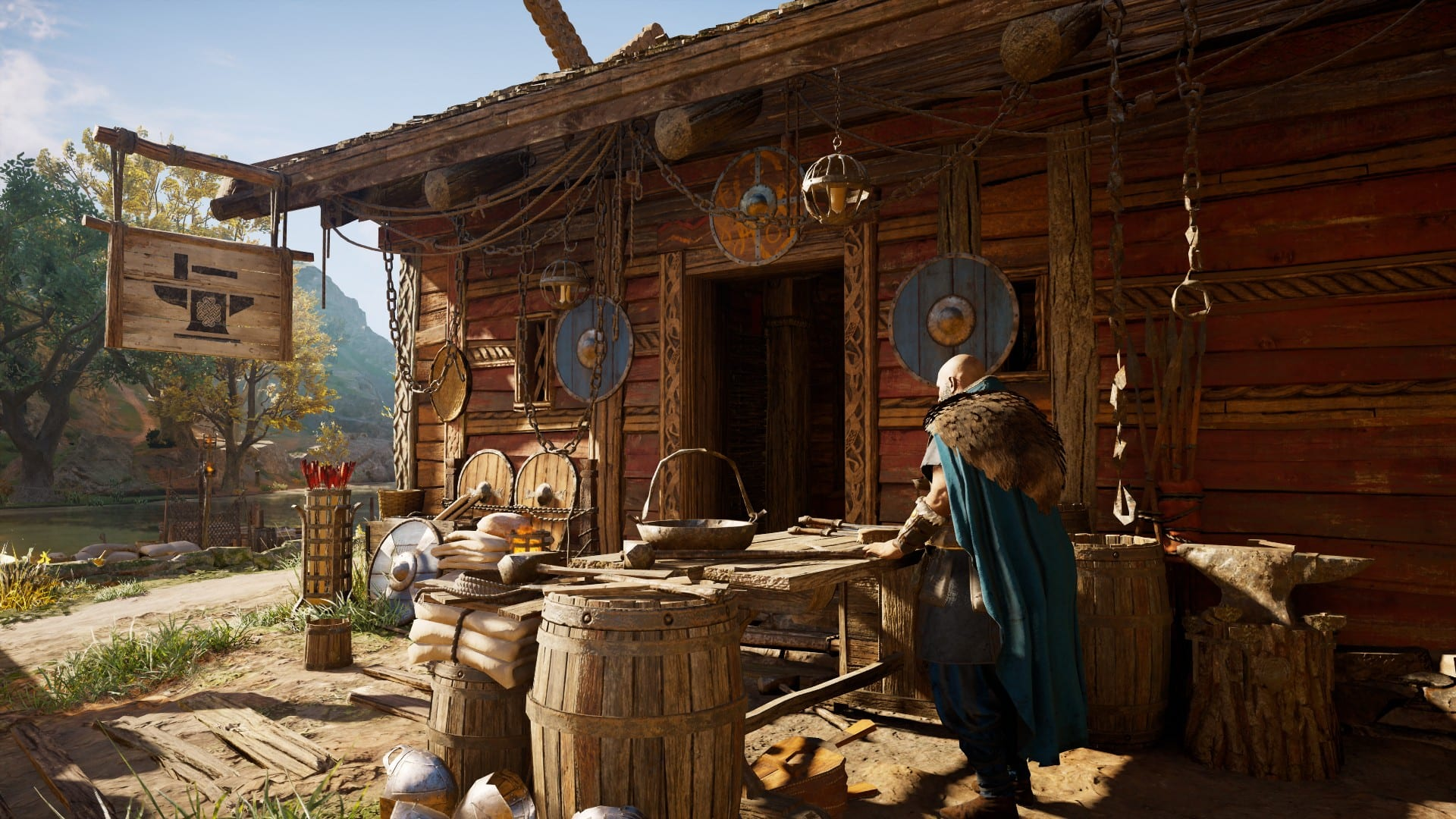 Assassin's Creed Valhalla - Schmiede