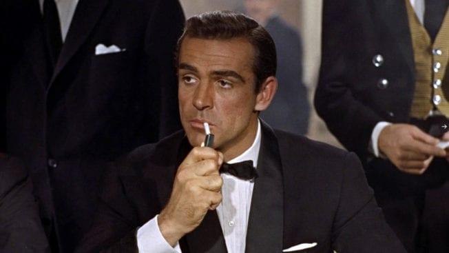 Sean Connery, der erste James Bond, verstoeben