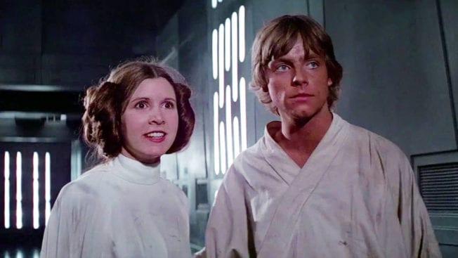 Star Wars - Luke und Leia