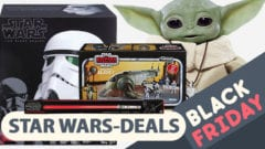 Star Wars-Megadeals am Black Friday
