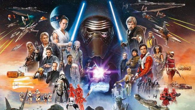 Star Wars - Sequel-Trilogie