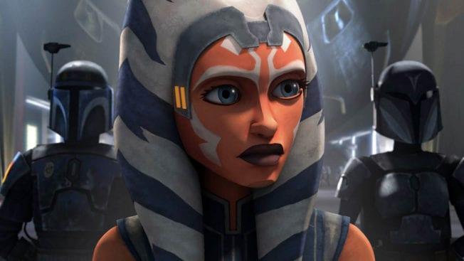 Star Wars The Clone Wars - Ahsoka