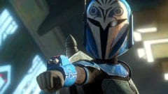 The Mandalorian Staffel 2 - Bo-Katan in The Clone Wars