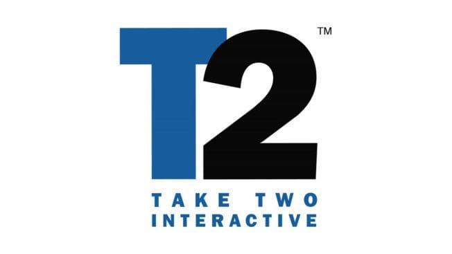 Take-Two Logo