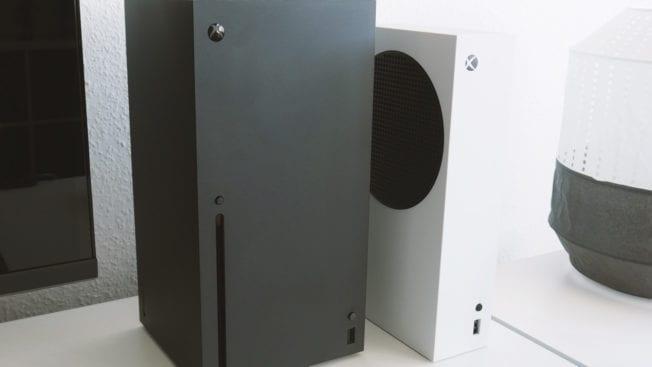 Xbox Series S und Xbox Series X im Vergleich
