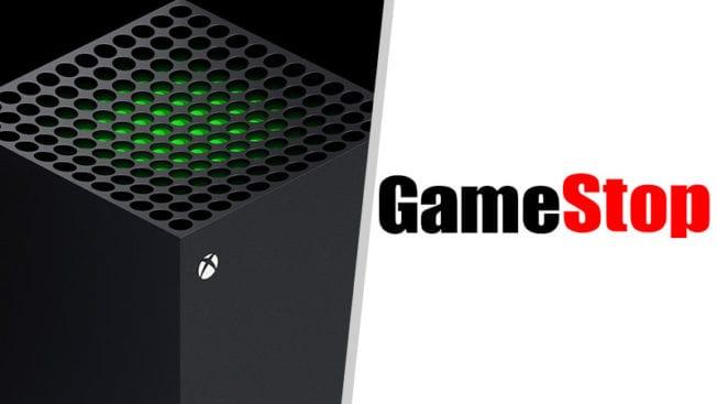 Xbox Series X bei GameStop kaufen