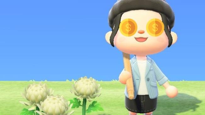 Animal Crossing New Horizons Verkauf Rekord Switch