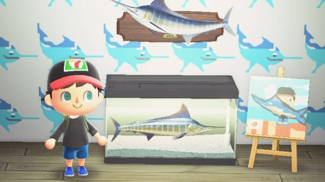 Animal Crossing New Horizons November Fische Insekten Meerestiere