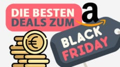 Amazon beste Angebote Deals Black Friday