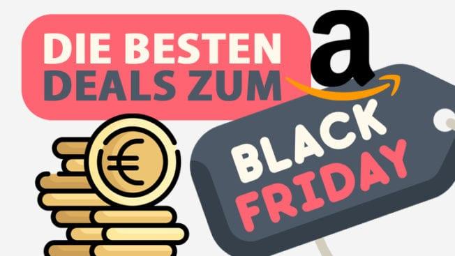 Amazon beste Angebote Deals Black Friday