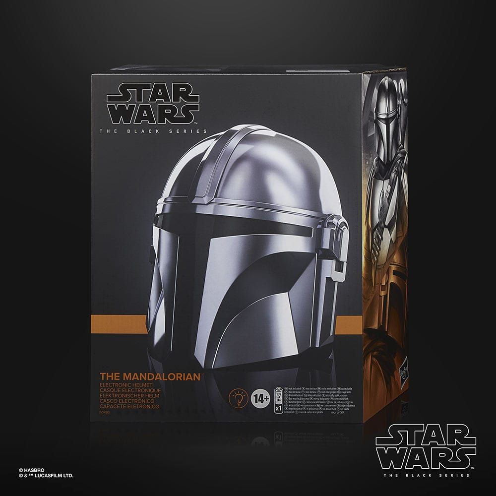 The Mandalorian Staffel 2 - The Black Series Helm