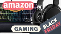 Amazon Black Friday Deals Gaming SteelSeries Razer Corsair