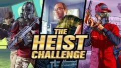GTA Online - Heist Challenge