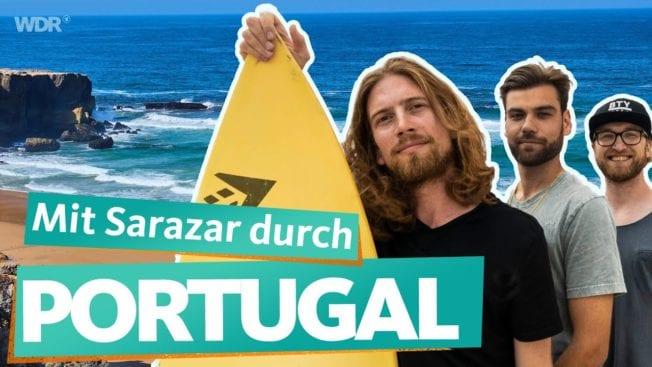 Sarazar in Portugal