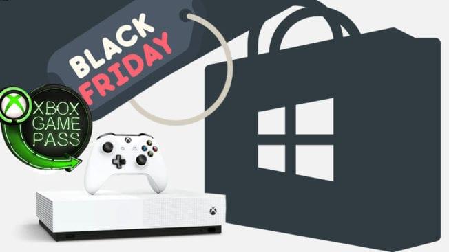 Black Friday Deals im Microsoft Store