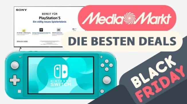 MediaMarkt beste Deals Black Friday Angebot PS5 TV