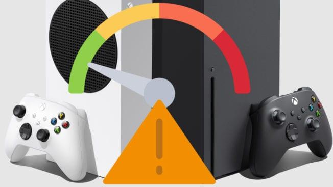 Xbox Series X Performance Microsoft PS5