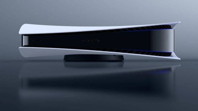 PS5 Firmware Update