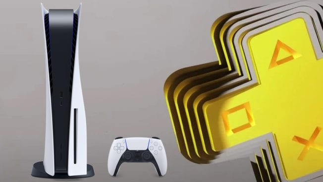PS Plus PS5 PlayStation