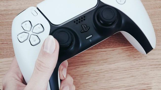 PS5 Controller DualSense Test Review Praxis Erfahrung