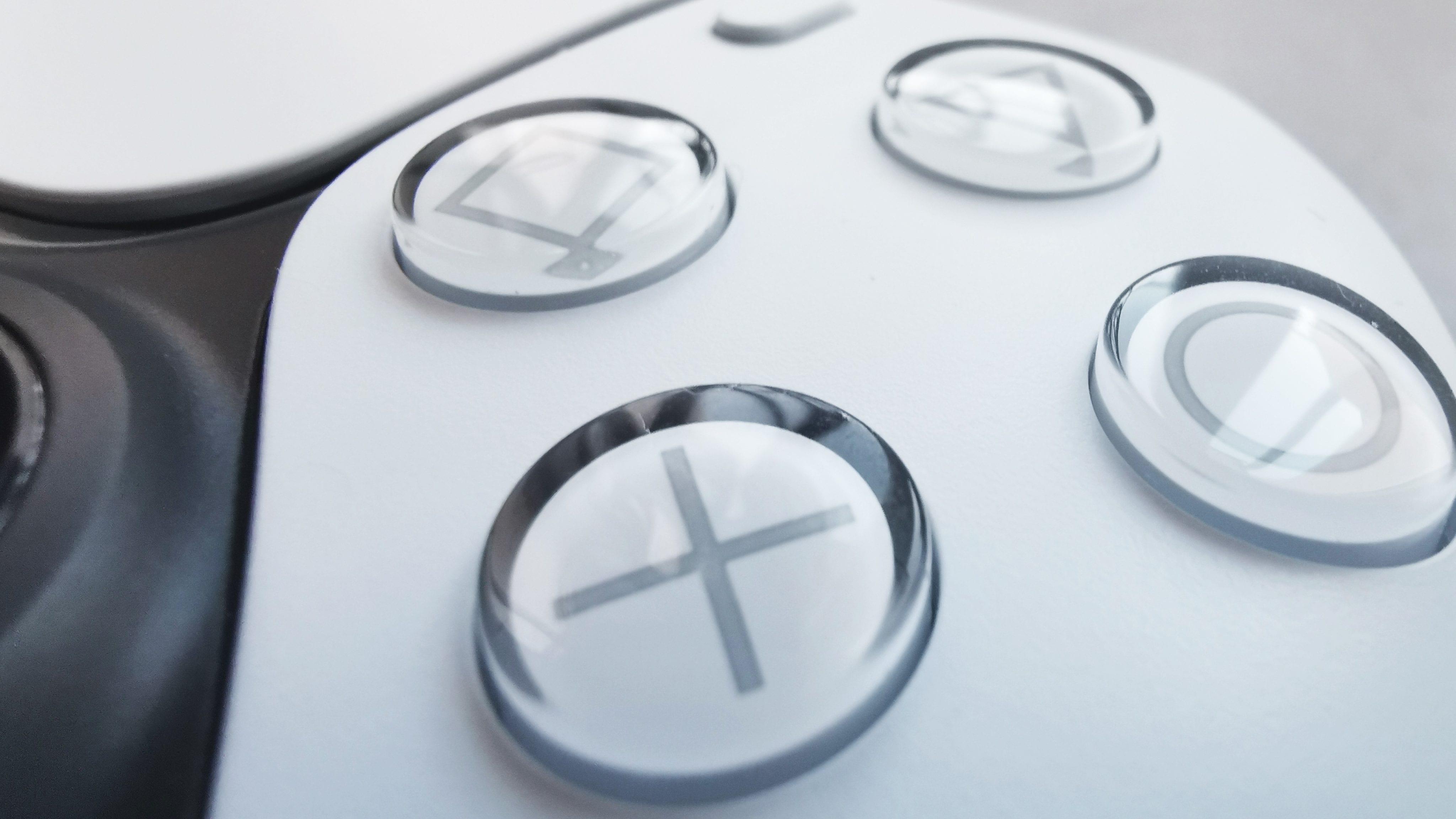 PS5 Details Buttons