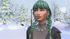 Die Sims 4 Ab ins Schneeparadies Test