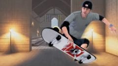 Tony Hawk's Pro Skater Harry Potter Hogwarts