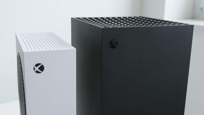 Xbox Series S und X vorbestellen
