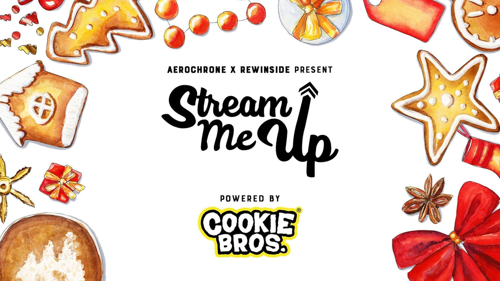 Stream Me Up am 3. Advent