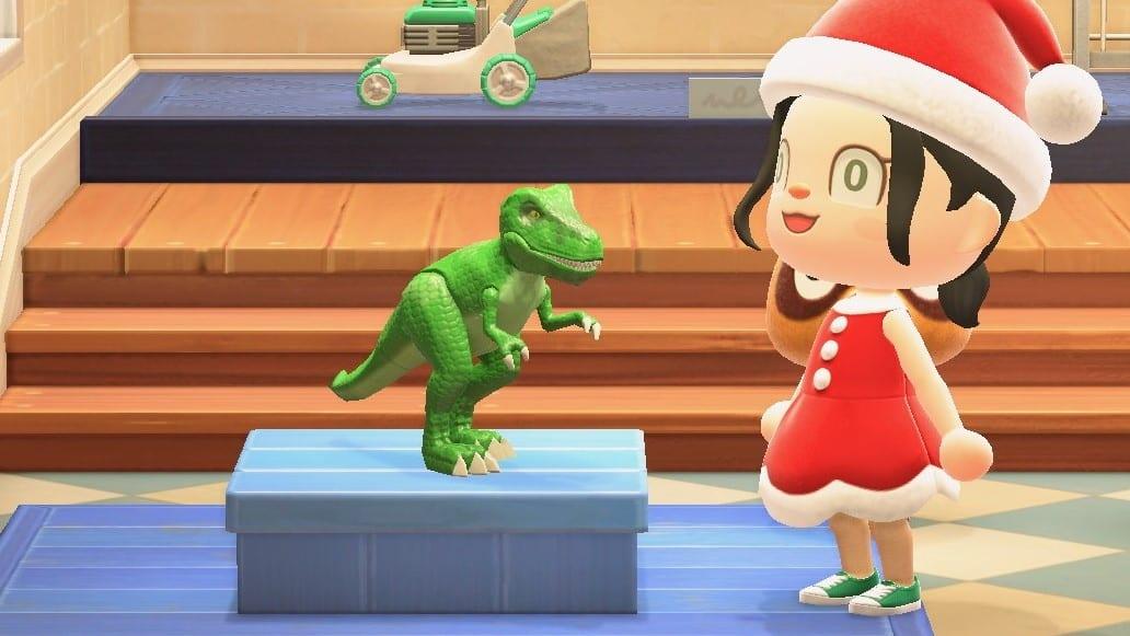 ACNH Weihnachten Spielzeugtag Geschenke