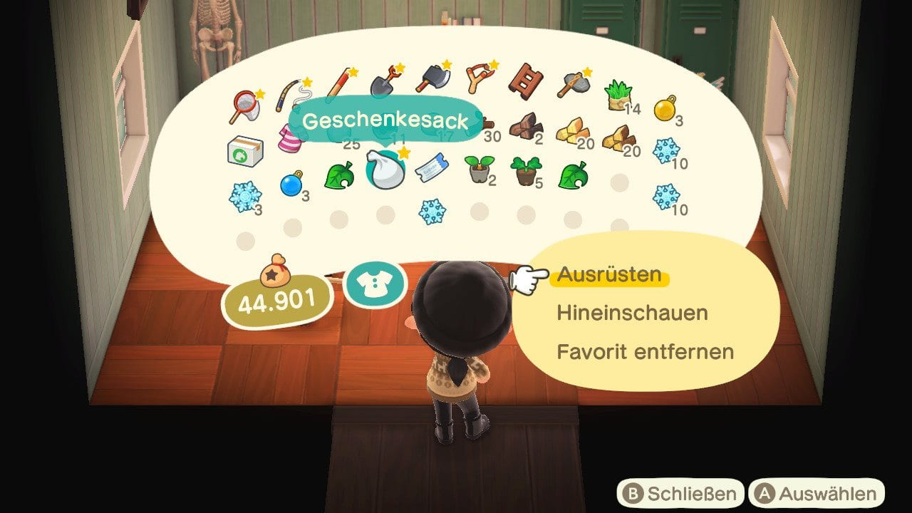 Animal Crossing New Horizons Spielzeugtag