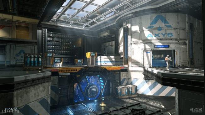 Halo Infinite Mehrspieler Map