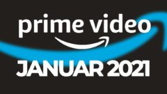 Amazon Prime Video Januar 2021