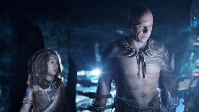 Ark 2 - Vin Diesel
