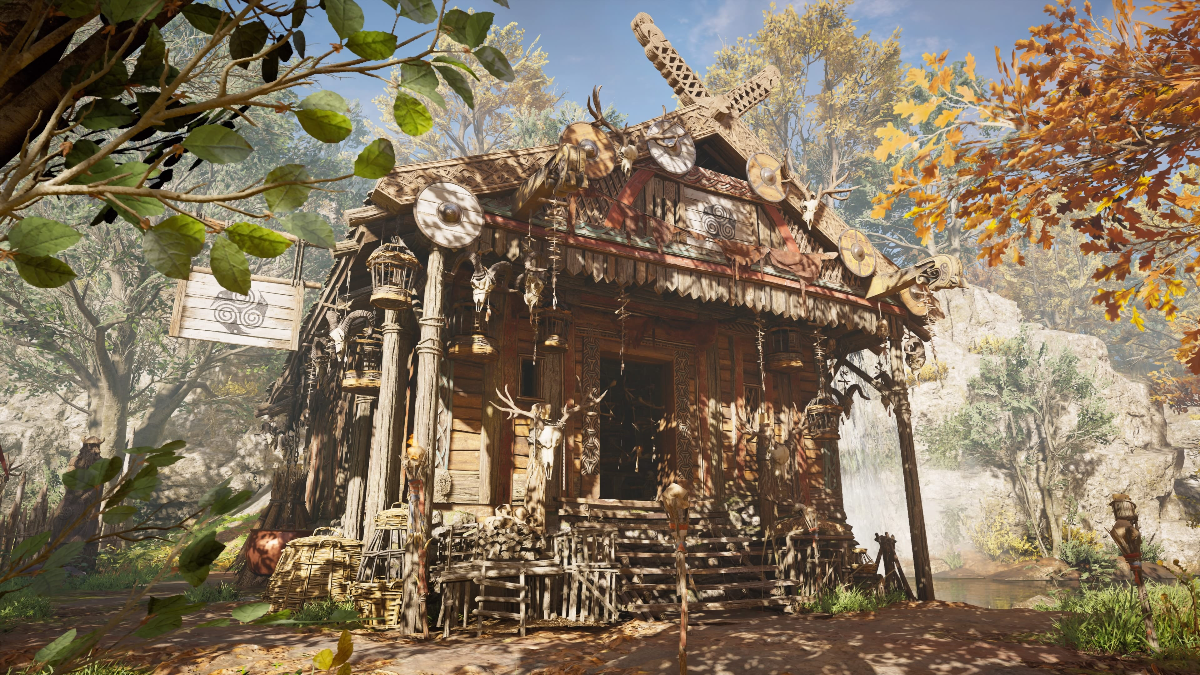 Assassin's Creed Valhalla Valkas Haus