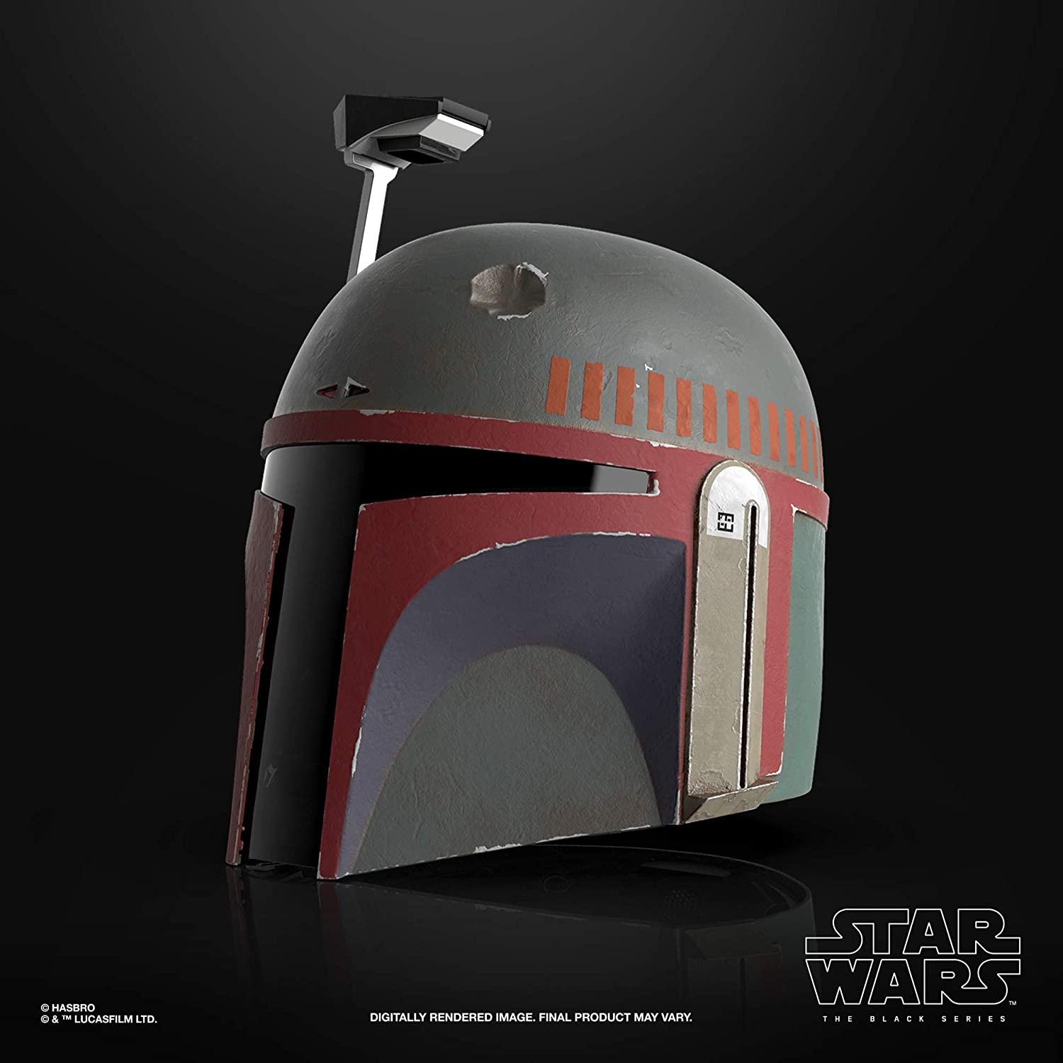 Boba Fett Re-Armored Helm Black Series
