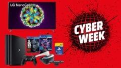 Cyber Week bei MediaMarkt
