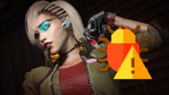 Cyberpunk 2077 - Bugs und Fehler auf PS4 und Xbox One