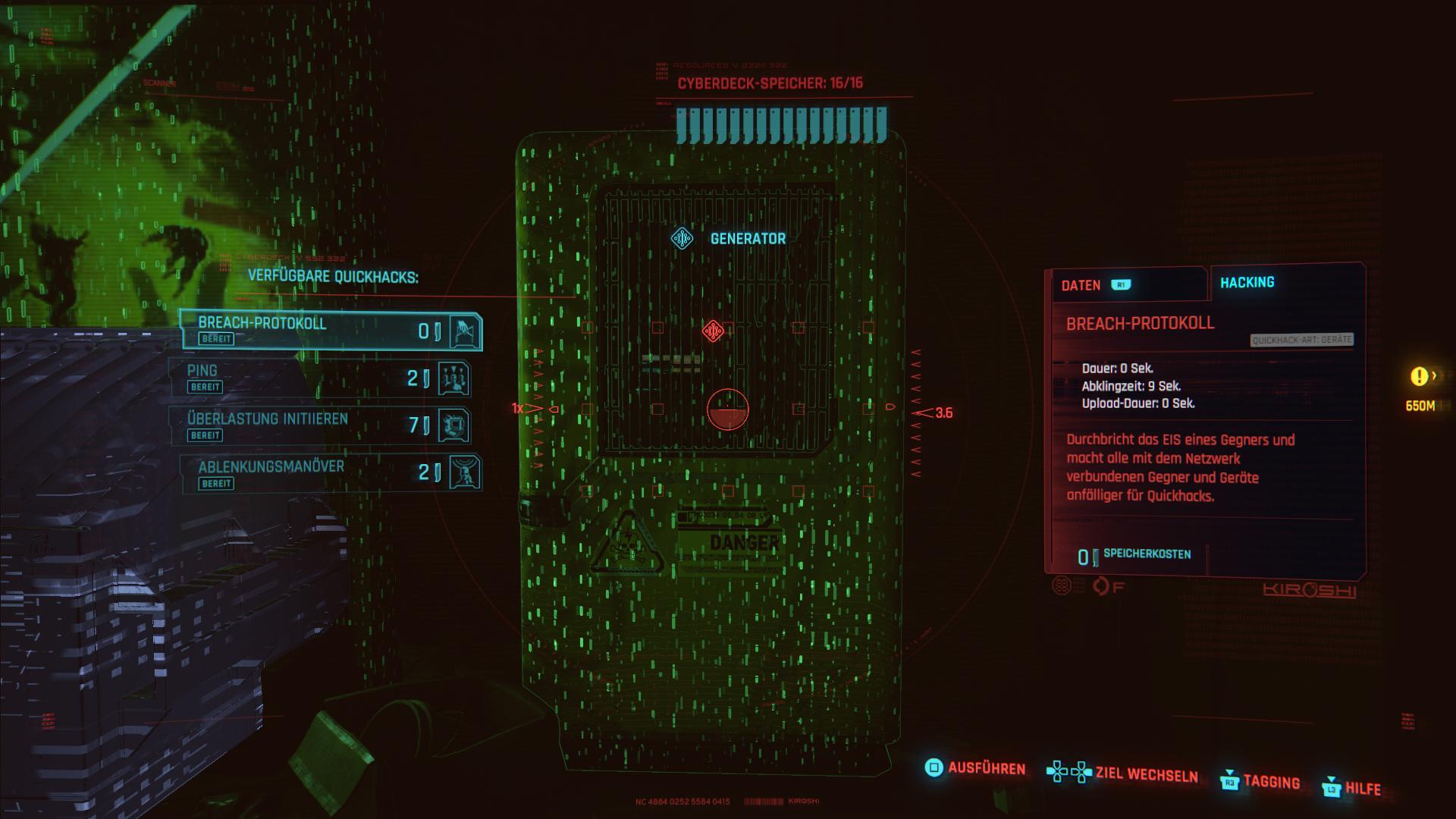 Cyberpunk 2077: Breach-Protokolle erklärt - Lösung (Guide)
