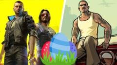 Cyberpunk 2077 - Easter-Egg zu GTA San Andreas