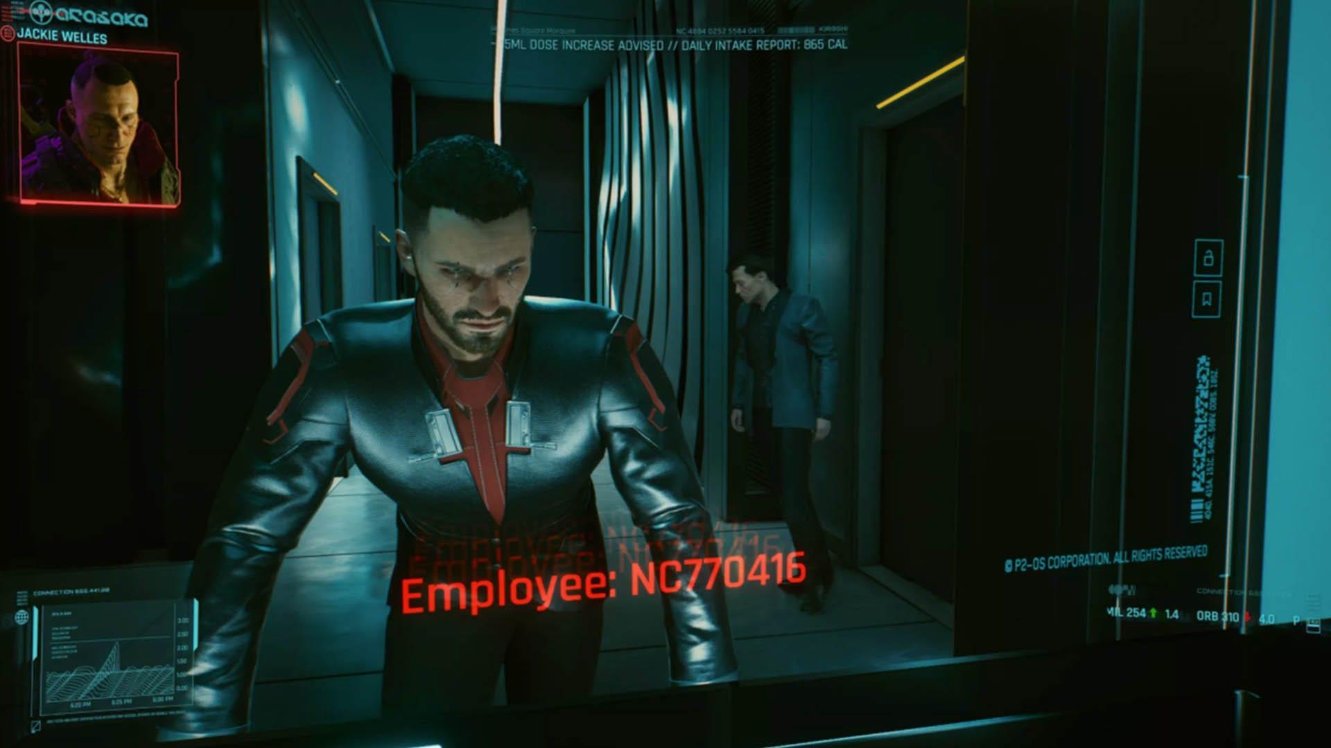 Cyberpunk 2077 - Elon Musk