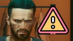 Cyberpunk 2077 - Warnung