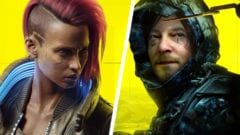 Death Stranding Crossover mit Cyberpunk 2077