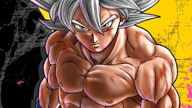 Dragon Ball Super Manga Granola-Arc